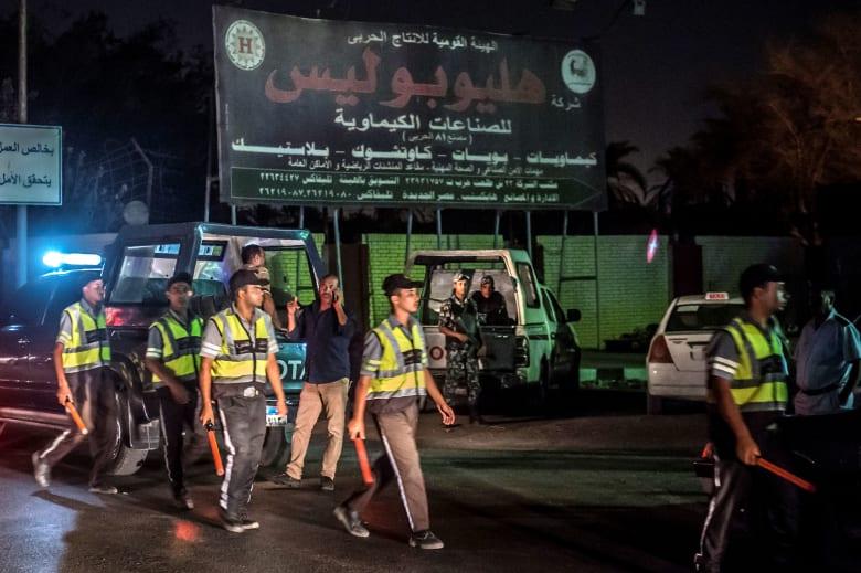 """مصر.. تفاصيل انفجار """"خارج"""" مطار القاهرة"""