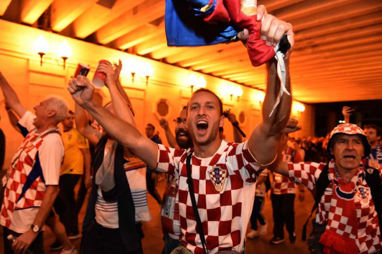 ماذا فعل رجال إطفاء في كرواتيا بعد أن تلقوا بلاغا وهم يشاهدون المونديال؟