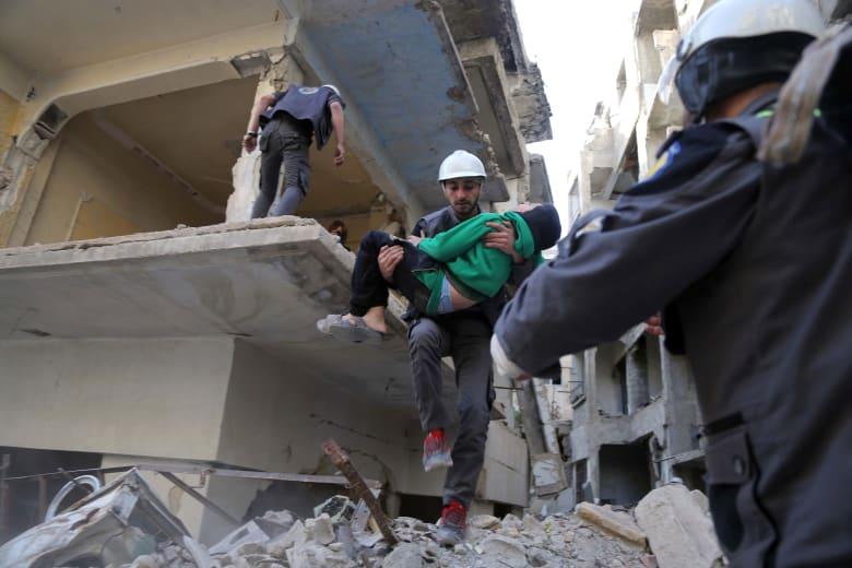 """أمريكا وحلفاؤها يناقشون مصير """"الخوذ البيضاء"""" في سوريا"""