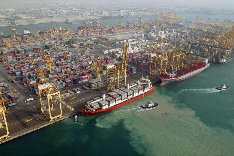 دبي الخامس عالمياً على قائمة تطور الشحن الدولي
