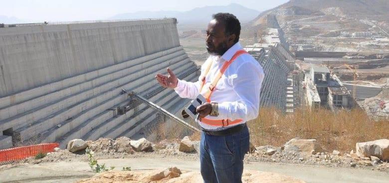 آخر تفاصيل حادث مقتل مدير مشروع سد النهضة الإثيوبي