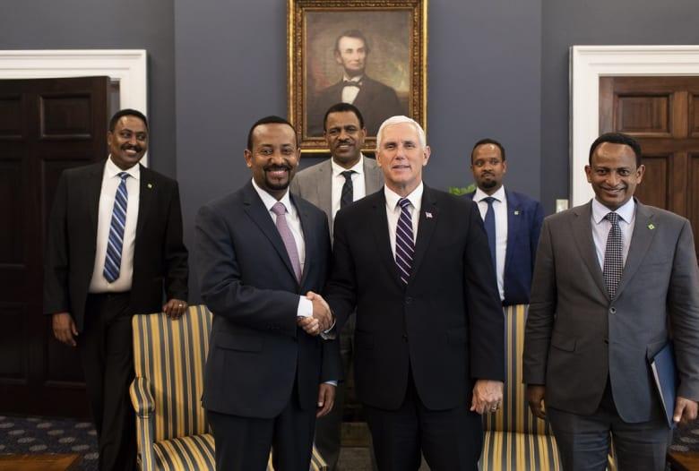 ماذا دار في لقاء نائب ترامب وأبي أحمد؟.. البيت الأبيض يكشف التفاصيل