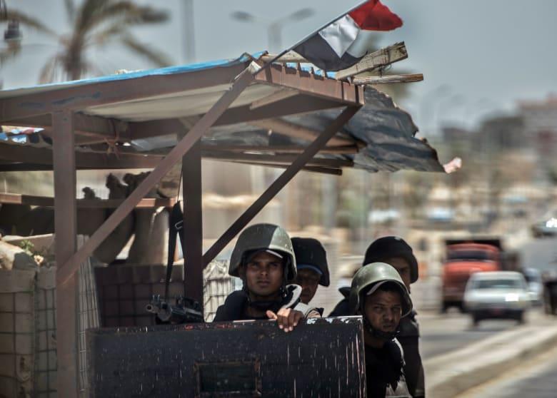 """القوات المسلحة المصرية تشكر السودان على مساهمته بعودة """"دورية مفقودة"""""""