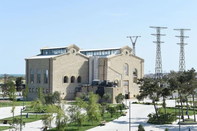 فقط في أذربيجان.. متحف في داخل محطة توليد الكهرباء