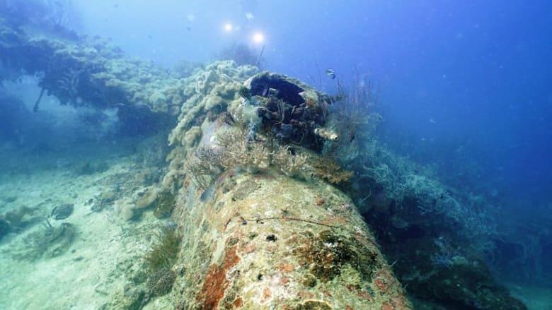 بعد 75 عاما.. اكتشاف حطام سفينة من الحرب العالمية الثانية