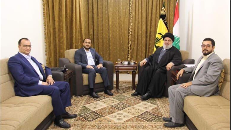 سفارة اليمن بأمريكا عن اجتماع للحوثي مع نصرالله: دليل آخر دامغ