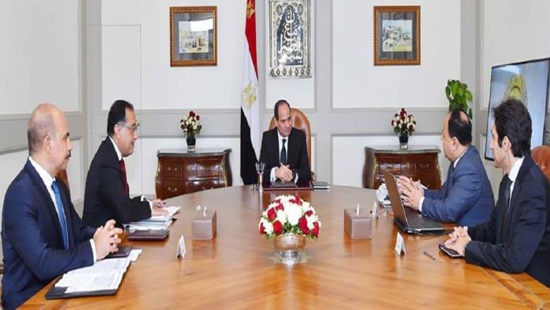 مصر تسعى لخفض الدين العام لأقل من 100%.. ووزير المالية لـCNN: نعمل على عدة محاور