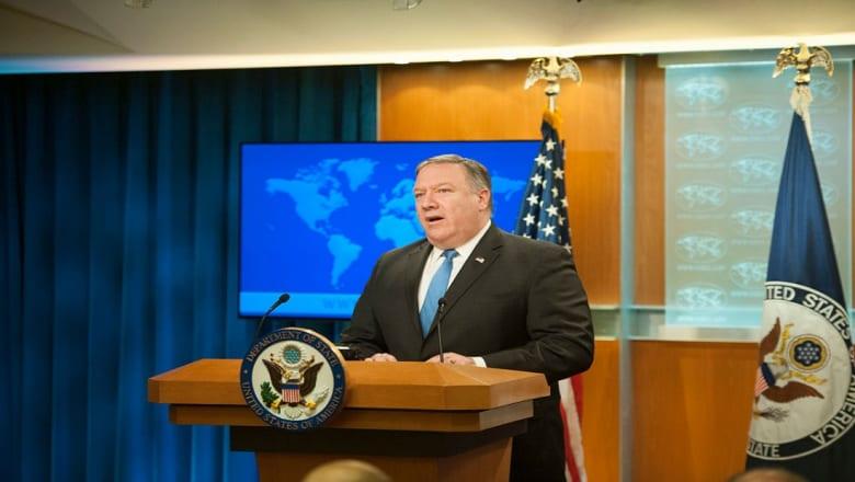 بومبيو يغرد عن إدلب: 3 ملايين سوري سيعانون من العدوان.. وهذا تصعيد خطير