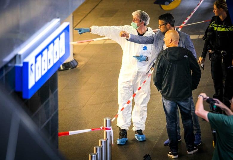 هولندا تكشف هوية المشتبه به بهجوم الطعن: دوافعه إرهابية