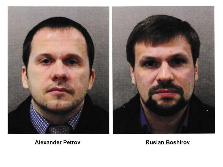بوتين عن قضية سكريبال: نعلم هوية المشتبه بهما