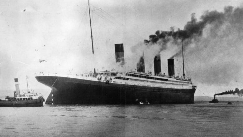 سفينة التايتانيك