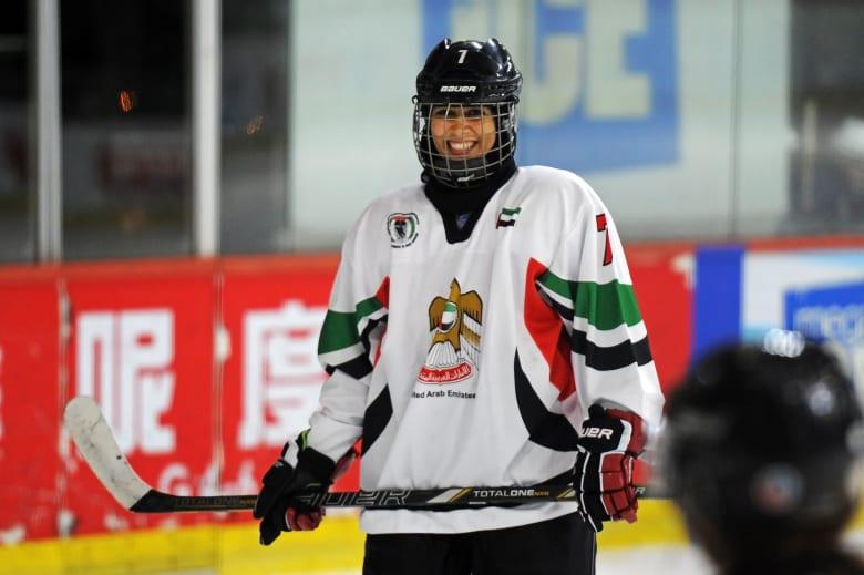 من هي لاعبة هوكي الجليد الإماراتية التي وضعت بصمتها محلياً وعالمياً؟