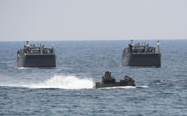 """بكين: أمريكا تهدد """"سيادتنا"""" في بحر الصين الجنوبي"""