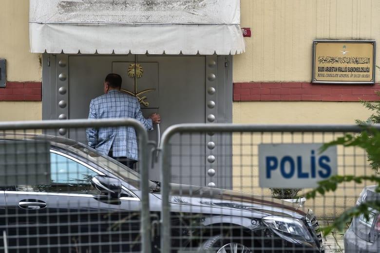 """تركيا تكشف أنها فتحت تحقيقاً """"مفصلاً"""" باختفاء جمال خاشقجي الثلاثاء"""