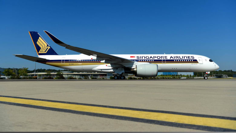 أطول رحلة جوية في العالم تتجهز للانطلاق من سنغافورة إلى نيويورك