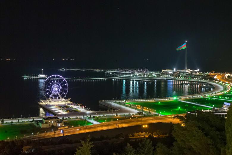 هذه أجمل الأماكن السياحية في العاصمة الأذربيجانية