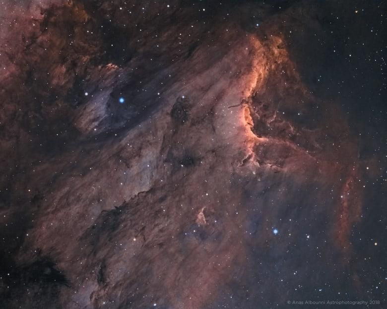 من المجرات إلى النجوم.. مصور سوري يلتقط روائع الفضاء بعدسته