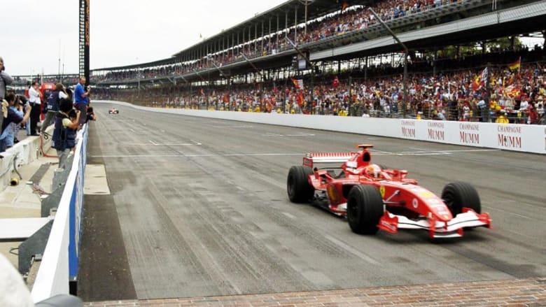 جائزة الولايات المتّحدة الكبرى.. هل كان أغرب سباق في تاريخ فورمولا 1؟