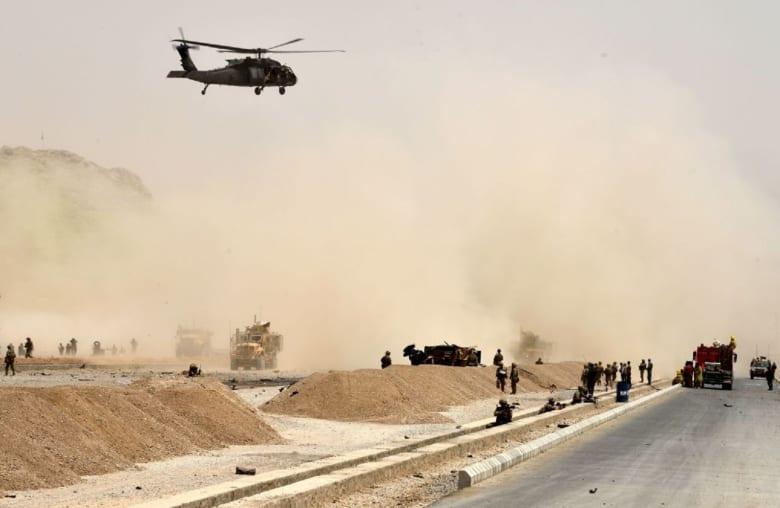أحدث مستجدات هجوم قندهار: مقتل 2 أمريكيين وقيادي أفغاني