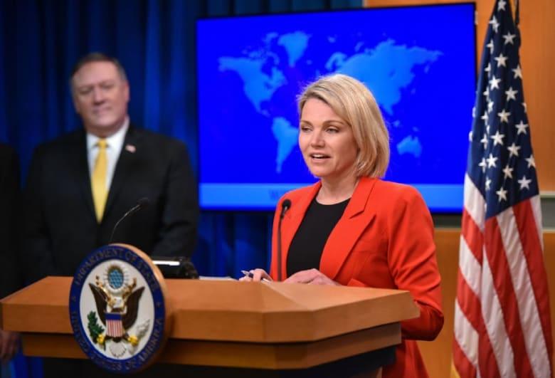 متحدثة الخارجية الأمريكية: نتطلع لاستمرار الشراكة مع الشعب الفلسطيني