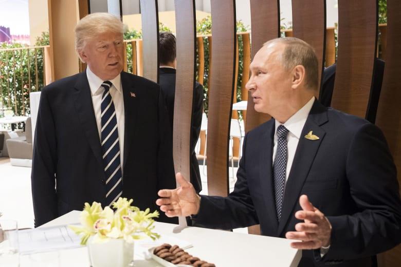 ترامب يريد الانسحاب من معاهدة القوى النووية متوسطة المدى مع روسيا