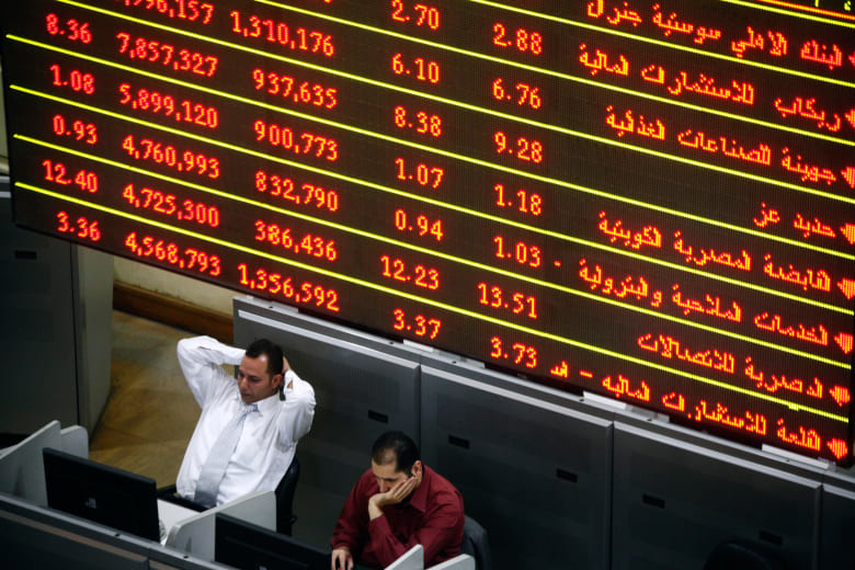 بورصة مصر تتراجع بعد تأجيل طرح شركات حكومية.. وخبيرة لـCNN: قرار عقلاني