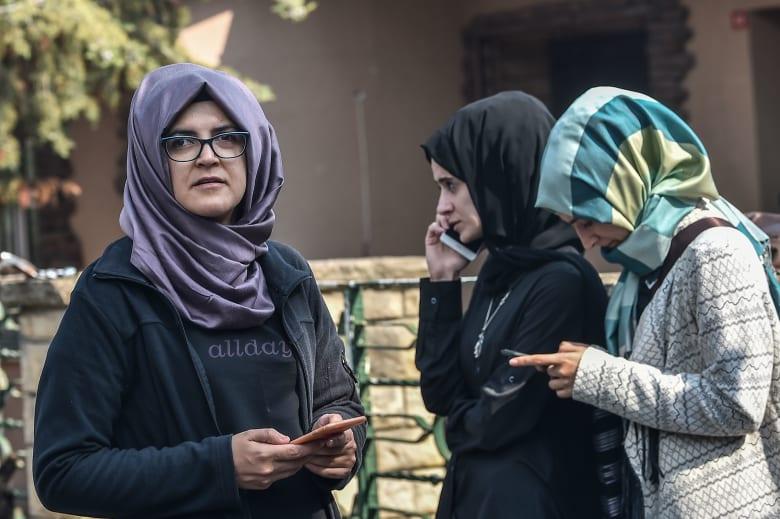 خطيبة جمال خاشقجي تحت حماية الشرطة التركية على مدار الساعة