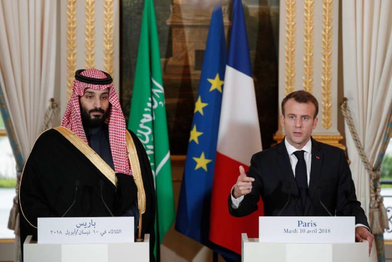 ماكرون يتحدث مع الملك سلمان بشأن خاشقجي: لن نتردد في عقاب المذنبين دوليا