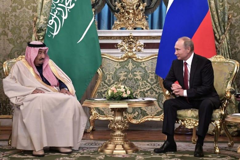"""بمكالمة مع بوتين.. الملك سلمان يتوعد """"المدانين"""" في قضية خاشقجي"""