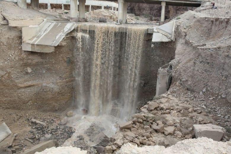 """تصريحات لـCNN من وزيرة السياحة الأردنية ومتحدث """"التعليم"""" بشأن السيول"""