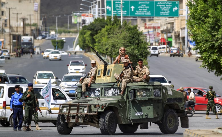 """خارجية أمريكا تنشر فيديو لـ""""أخطر سياسات الحوثي"""" باليمن"""