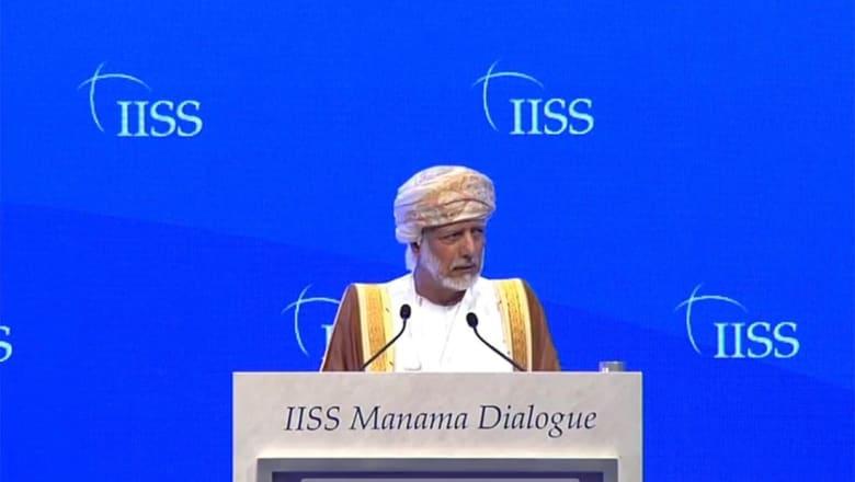 """وزير خارجية عُمان: """"التعاون الخليجي"""" قائم.. وهذا ما يتوقف عليه دورنا بعملية السلام"""