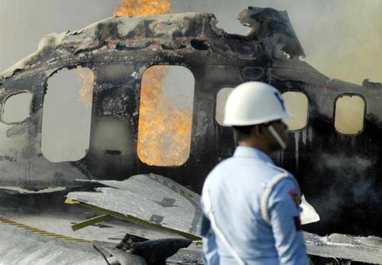 تحطم طائرة إندونيسية على متنها 189 شخصا