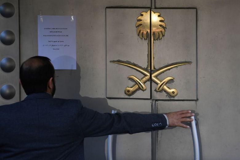 قضية خاشقجي.. النائب العام السعودي يدخل قنصلية بلاده في إسطنبول