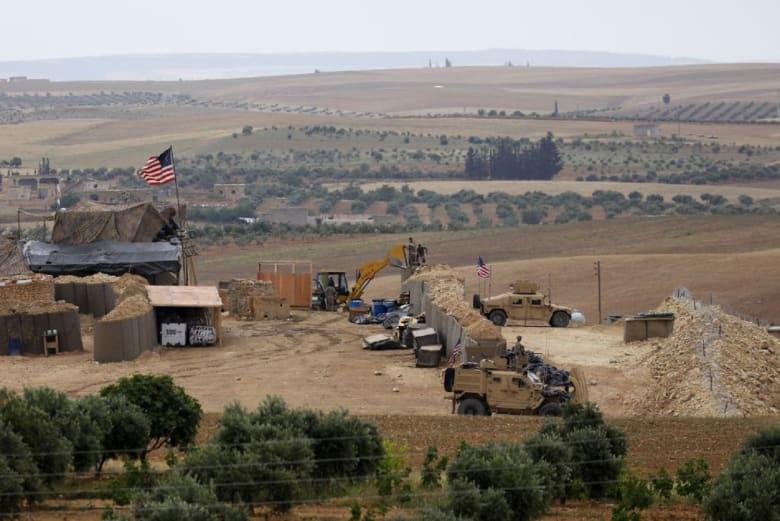دوريات مشتركة تجمع القوات الأمريكية والتركية في مدينة منبج السورية