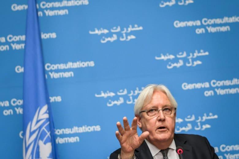 المبعوث الأممي: مقتل خاشقجي لعب دورا في الدعوة إلى السلام باليمن