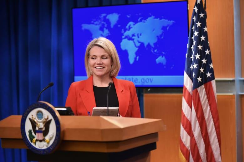 """أمريكا ترحب بإيصال المساعدات لـ""""الركبان"""" بسوريا وتنوه بدور روسيا"""