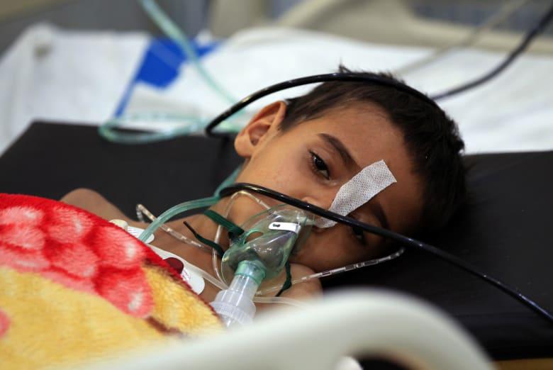 """المدير الإقليمي ليونيسف: أطفال اليمن يعيشون في """"جحيم"""".. وطفل يموت كل 10 دقائق"""