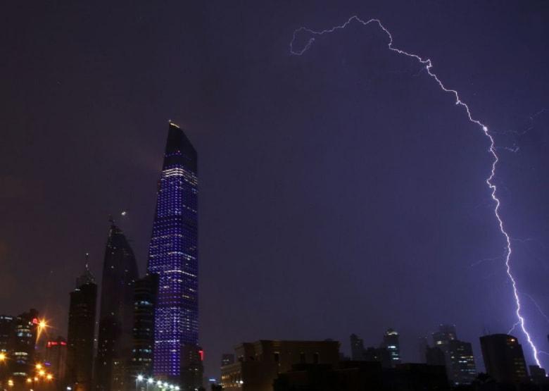 تعطيل العمل بالوزارات والمؤسسات الحكومية والمدارس في الكويت