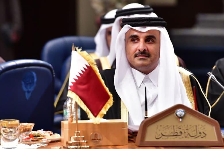 """أمير قطر يتحدث عن """"تجاوز آثار الحصار"""" و""""إخفاق"""" مجلس التعاون الخليجي"""