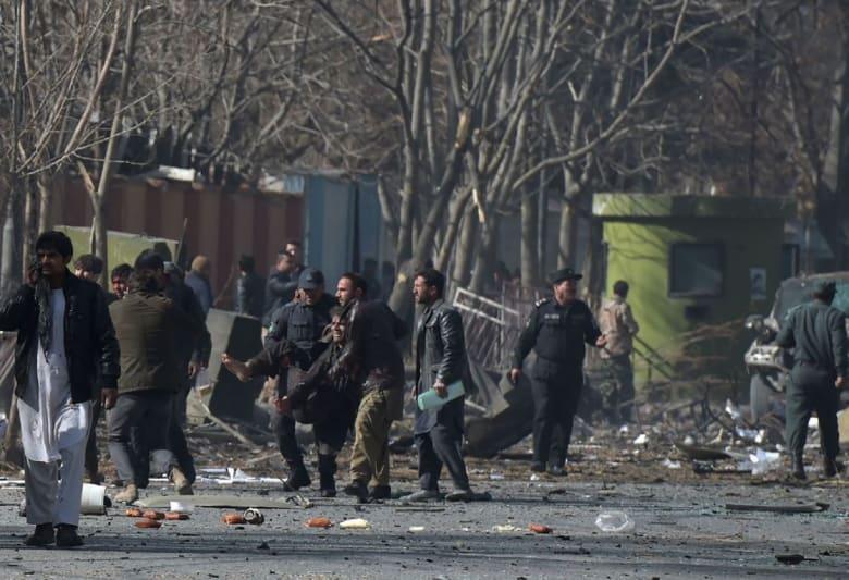 """مقتل 25 من شرطة الحدود الأفغانية في هجوم لـ""""طالبان"""""""