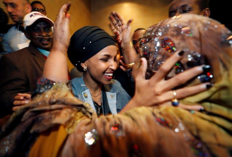 البرادعي بعد فوز مسلمتين بالكونغرس: رسالة