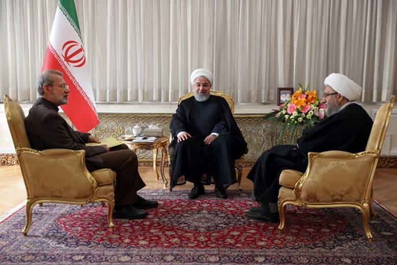 روحاني: إما أن يصدر الجميع نفطهم أو تتوقف صادرات المنطقة كلها