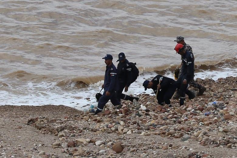 استمرار البحث عن طفلة مفقودة في سيول جنوب الأردن.. وغنيمات لـCNN: التحقيقات لم تنته بعد