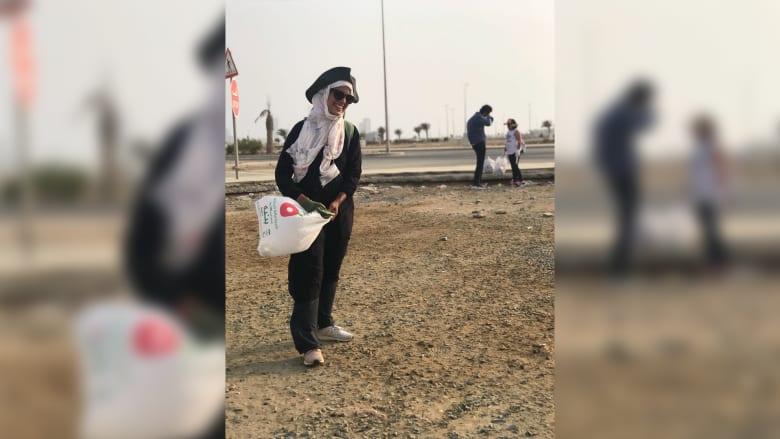 """رياضيون يمارسون الـ """"بلوغينغ"""" في مدينة جدة.. فما هي؟"""
