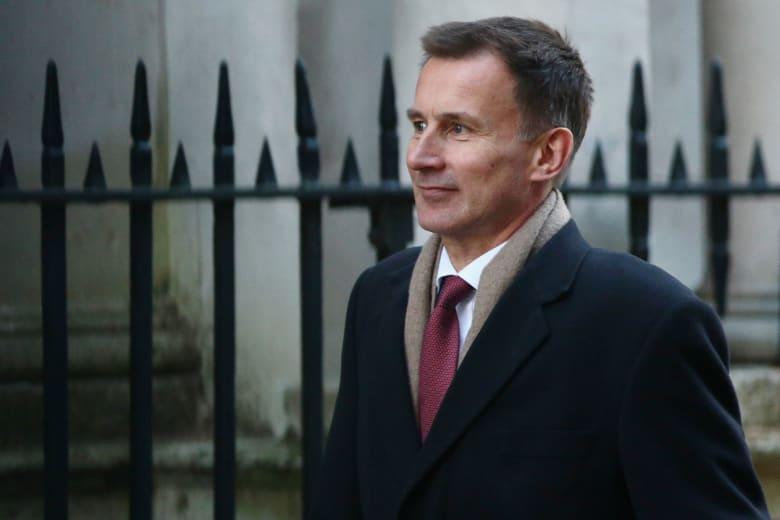 وزير الخارجية البريطاني يكشف القضايا التي طرحها مع العاهل السعودي