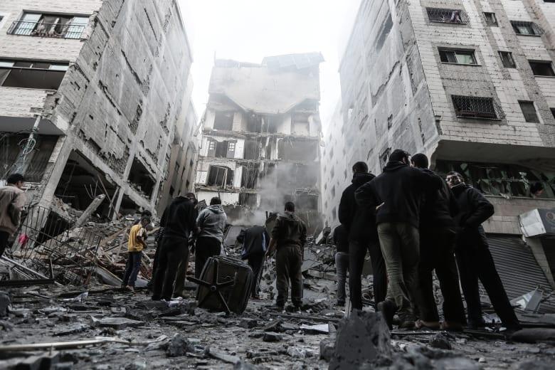 """بشار جرار يكتب لـCNN عن """"أبناء العم"""" على جانبي حدود غزة مع إسرائيل"""