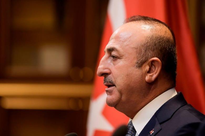 """وزير خارجية تركيا يتحدث أمام البرلمان عن """"سياسات"""" السعودية والإمارات في اليمن"""