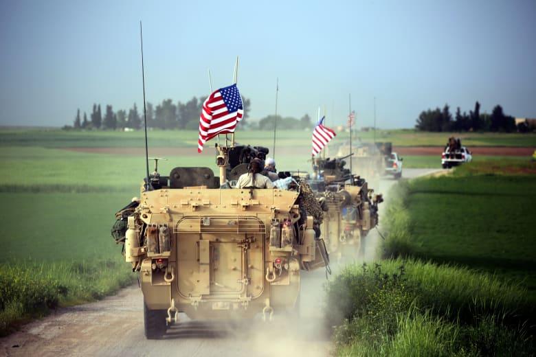 ممثل أمريكا بسوريا يوضح الوضع القائم الآن: 5 قوات خارجية وخطر التصعيد حاضر أبدا