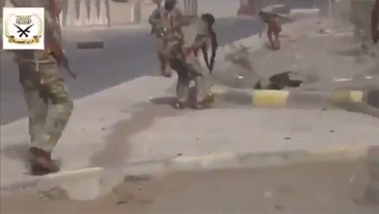 خارجية أمريكا تعيد نشر فيديو لألغام الحوثي بالحديدة